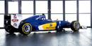 Sauber's new car C35
