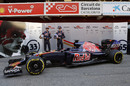 Second Barcelona Test - Day One