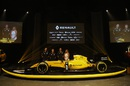 Renault race livery launch