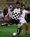 Lucas di Grassi during the Monaco All Stars soccer match