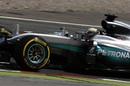 Lewis Hamilton focus on his program