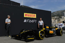 Pirelli unveils 2017 tyre at Monaco