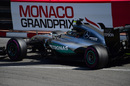 Nico Rosberg focuses on his program
