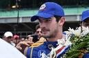 Indianapolis 500 race winner Alexander Rossi