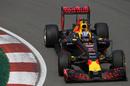 Daniel Ricciardo focuses on his program