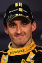 Robert Kubica reflects on his third place
