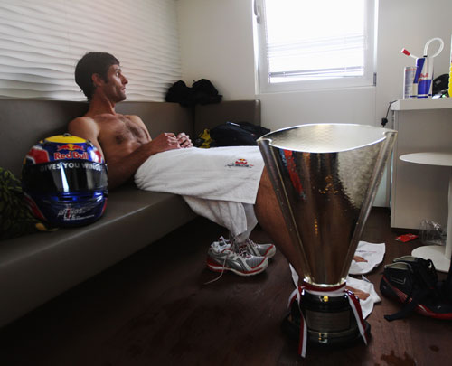 Mark Webber reflects on his Monaco win