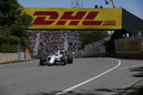 Felipe Massa works on his program