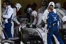 Felipe Massa retires from the race