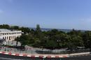 City view in Baku on Saturday