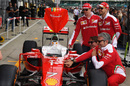 Ferrari announces sponsor deal with Ray-Ban