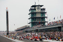 The 93rd running of the Indianapolis 500
