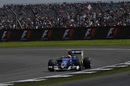 Felipe Nasr continues to push for Sauber