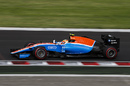 Rio Haryanto focus on the Friday program