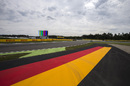 Track view at Hockenheimring
