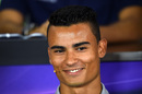 Pascal Wehrlein looks on in the Thursday press conference