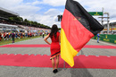 German Grand Prix - Pit Babes