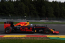 Daniel Ricciardo focus on the Friday program