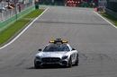 Safety car deploys following Kevin Magnussen