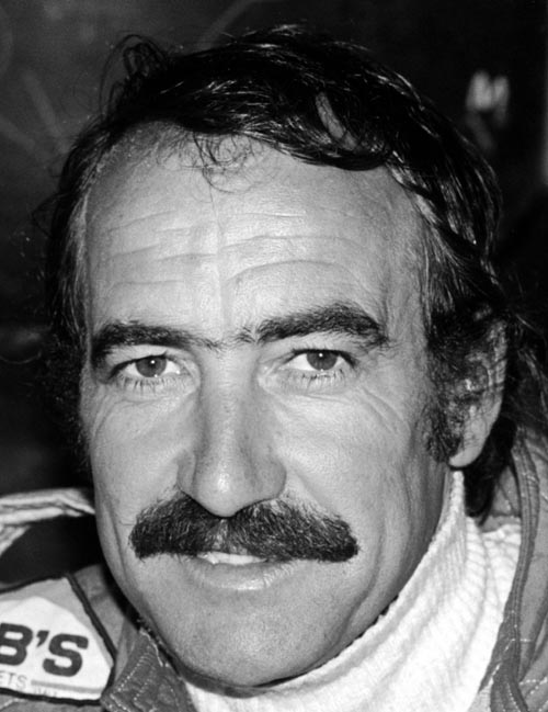 Clay Regazzoni at the 1977 South African Grand Prix