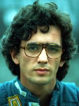 Riccardo Paletti before his fatal crash