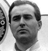 Italian racing driver Lorenzo Bandini