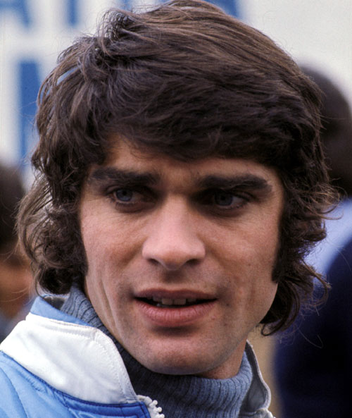 Francois Cevert died at Watkins Glen in 1973