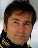 Heinz Harald Frentzen drove for Jordan in 2001