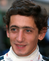 Jean Christophe Boullion at the Monaco Grand Prix