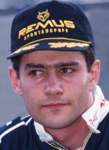 Sauber driver Karl Wendlinger