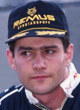 Sauber driver Karl Wendlinger
