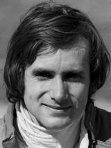 Austrian driver Helmuth Koinigg