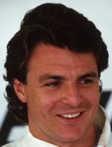 Mark Blundell at the 1993 South African Grand Prix