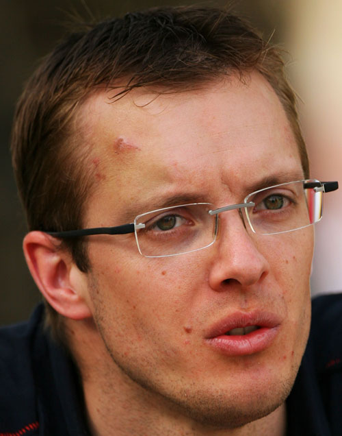 Sebastien Bourdais at the 2009 Bahrain Grand Prix