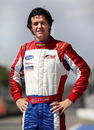 Jolyon Palmer prepares to race