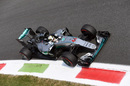 Italian Grand Prix - Friday Practice