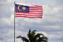Malaysian flag in Sepang