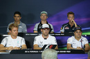 Thursday press conference at Malaysian Grand Prix