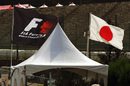 Japanese Grand Prix - Thursday preparations