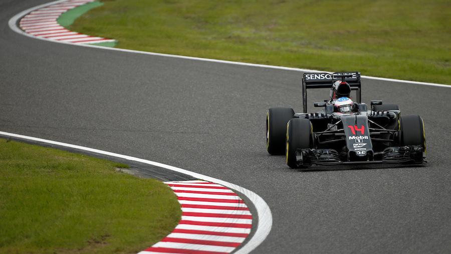 ESPN F1                         McLaren                     タフな一日だったとアロンソABOUT COOKIES