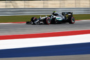 Nico Rosberg tries supersoft tyres
