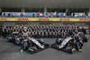 Force India team photo