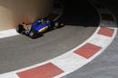 Marcus Ericsson heads to track