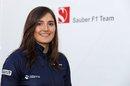 Tatiana Calderon joins Sauber as development driver