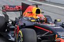 Max Verstappen in the RB13
