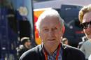 Helmut Marko in the paddock