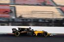 Nico Hulkenberg continues the testing program