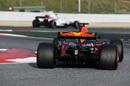 Daniel Ricciardo focuses on the test program