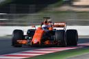 Fernando Alonso focuses on the test program