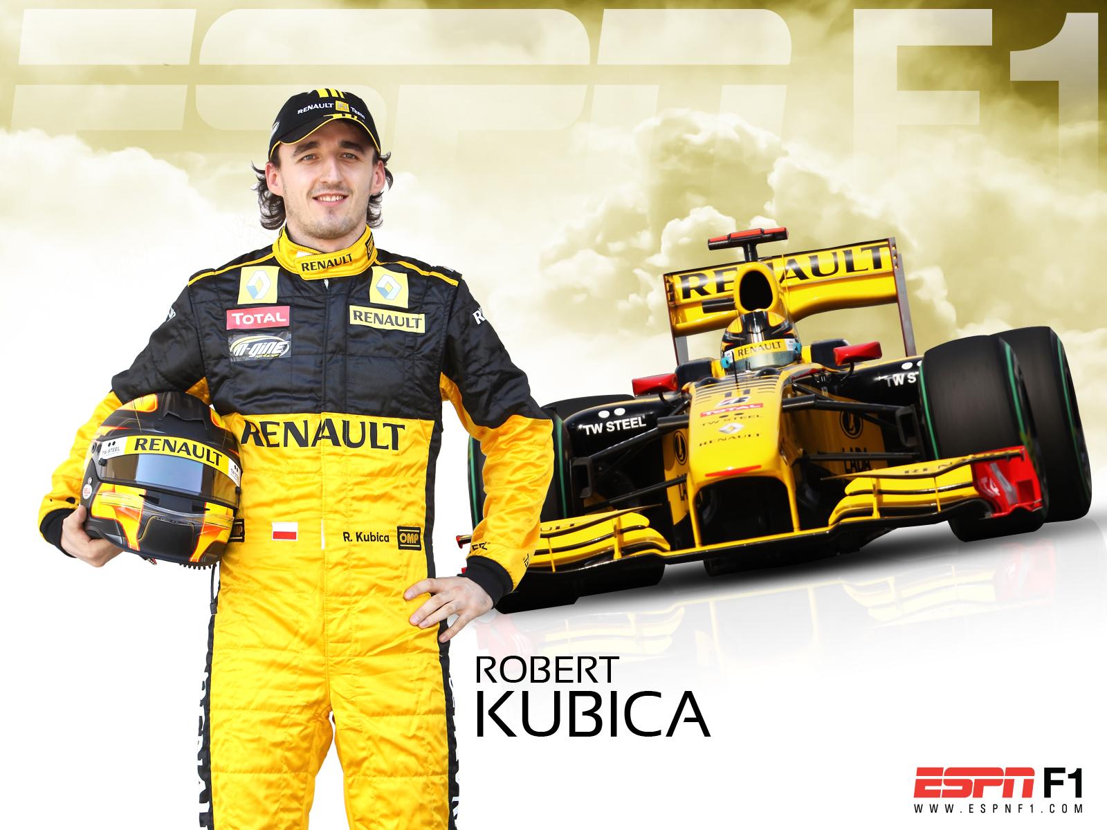 Robert Kubica 2010